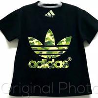 Baju kaos karakter anak laki-laki adidas 7-10
