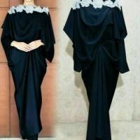 Jual Lengkap 8Warna Baju Gamis Maxi Pesta Muslimah Kaftan PRINSA Murah Murah