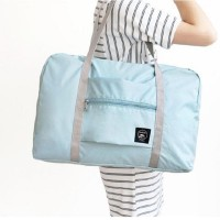 Harga folding travel bag unisex big zise travel handbags tas anti air | Pembandingharga.com