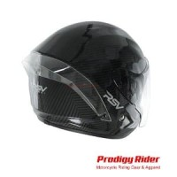 Helm Halfface RSV Windtail Carbon Clear Diskon