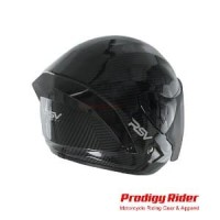 Helm RSV Windtail Carbon Smoke Halfface Murah