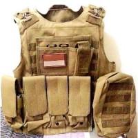 Rompi tempur army/ vest army import cocok untuk tactical comba Diskon