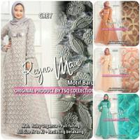 Gamis Maxi Dress Ruby Fashion Muslim Busana Wanita Baju Murah Grosir