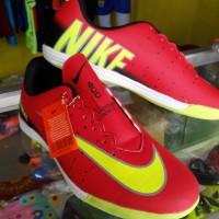 Sepatu Futsal Grade Ori Nike Mercurial All SKin Control ACC-Red