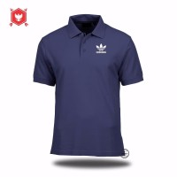 promo Baju Kaos Kerah Polos Pria Polo Shirt Bahan Lacoste Cowok Warna
