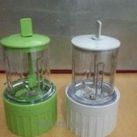 Gelas Blender Gilingan Bumbu Basah Miyako All Type Konektor Karet