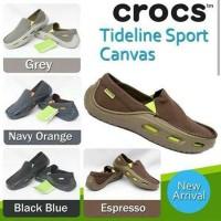Termurah Sepatu pria crocs original
