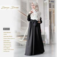 Gamis/Dress Zeeya By Audina
