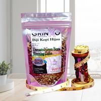 Jual Grinxo Unroasted Green Beans Slimming Coffee - Biji Kopi Hijau Diet Murah