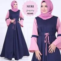 Melinda Fashion terbaru JUAL BAJU MURAH ! GAMIS MUSLIM WANITA/GAMIS FU