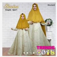 Jual Muslimah syari maxi gamis muslim baju dress pesta ibu anak couple xxl Murah