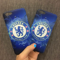 Custom Case Casing Klub Bola Hp Vivo X3S Fullprint 3D