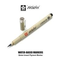 SAKURA Pigma Micron Pen Brush Tip