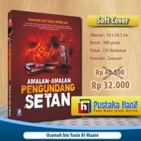 Buku Amalan-Amalan Pengundang Setan