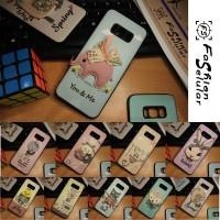 CASE IPHONE 6 PLUS - SOFTCASE MOTIF FS KOREA STYLE IPHONE 6S PLUS
