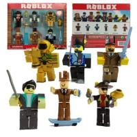 Roblox Figure - Legends of Roblox 6 Figure Multipack