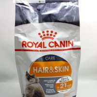 Cat Food Royal Canin Hair and Skin 2kg