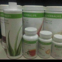 Harga paket 3 shake cell u loss aloe nrg thermo herbalif e | antitipu.com