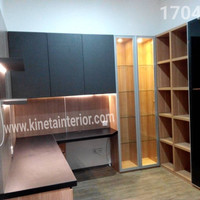 Ruang kerja kitchen set furniture hpl duco