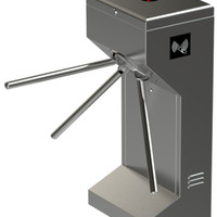 Tripod Turnstile_Barrier Gate Cit 310 Secara manual
