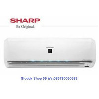 AC SHARP 1/2 PK AH-XP06UHY INVERTER PLASMACLUSTER J TECH SERIES NEW