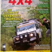 Harga majalah otomotif impor sa4x4 off road adventure cover land | antitipu.com