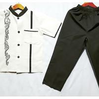 Baju Koko Anak Lengan Pendek Alif