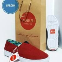 Sepatu Wakai Hashigo Cewek Size 36-40