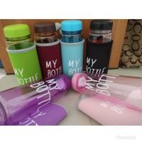 P-18000176 My Bottle Full Warna Free Pouch Busa / Botol B003-2
