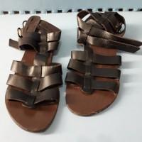#sale Issa Miel by Zara Original Leather Laces Sandals