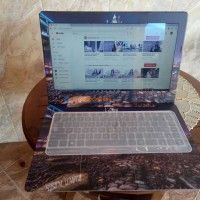 Skin Notebook Lenovo 10 Inch Custom Pakai Gambar Sendiri