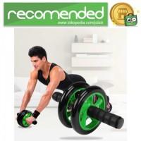 Alat Fitness Fitness Roller - Hitam