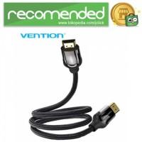 Vention Kabel HDMI ke HDMI 2.0 4K 60 FPS - 100 CM - Hitam