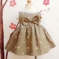 JD56 Baju Pesta Anak Balita Dress Import Party Baju Anak Perempuan