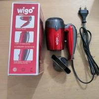 T2105 HAIR DRYER WIGO MINI W-350 FOLDABLE HAIRDRYER W350