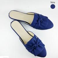 Sandals Flat Reena - Blue