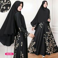 Gamis wanita muslim dress syari salfa