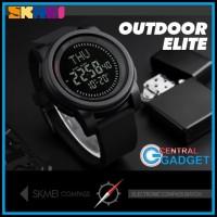 Jam Tangan Kompas Digital Sport Compass Original SKMEI 1289