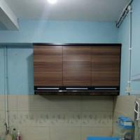 Kitchen set / Lemari gantung 3 pintu