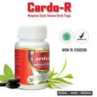 CARDO R - Obat Darah Tinggi - Herbal - Aman