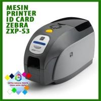 MESIN PRINTER ID CARD ZEBRA ZXP-S3