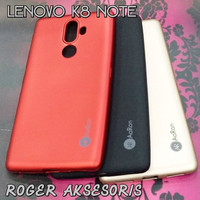 Softcase Lenovo K8 Note