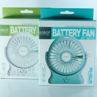 Robot Powerbank RT-BF06 2000 MAh Portable Fan I Garansi
