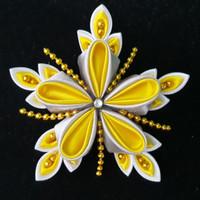 Jual Bros Jilbab Pita Satin/Souvenir/Aplikasi Bunga/Hiasan topi,pakaian dll Murah