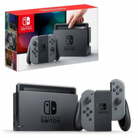 Jual Nintendo Switch Console Grey ( no games ) murah aza Murah