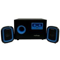Speaker Aktif Salon Portabel Speker Advance USB Flashdisk Suara Jernih