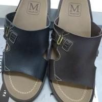 sandal casual pria modello original 100% fullset box new arrival