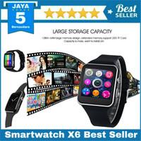 SMART WATCH X6 SMARTWATCH X6 BLUETOOTH ALL SUPPORT