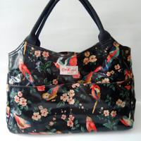 Preloved Tas Bag Cath Kidston Hitam Multi Colour Authentic Original