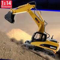 Mainan Mobil Excavator Remot Kontrol